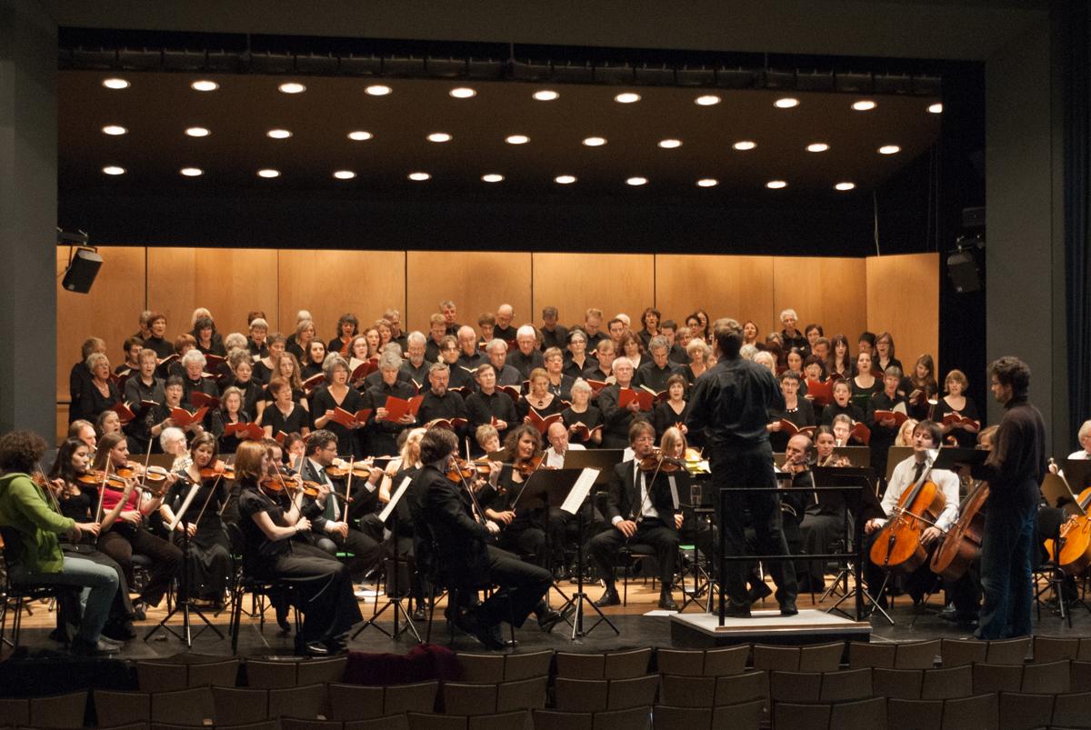 Konzert, KuK Aarau, 2010