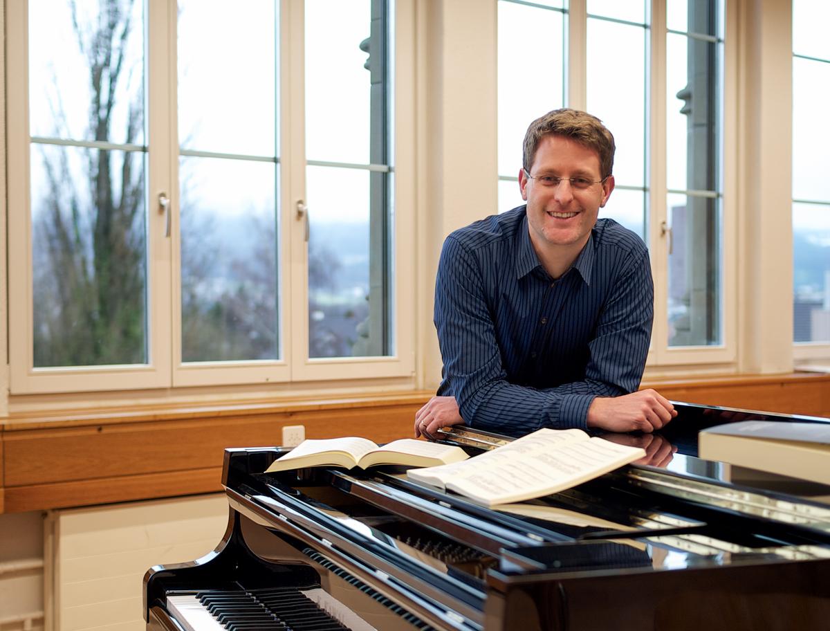 Dirigent, Michael Schraner, 2011